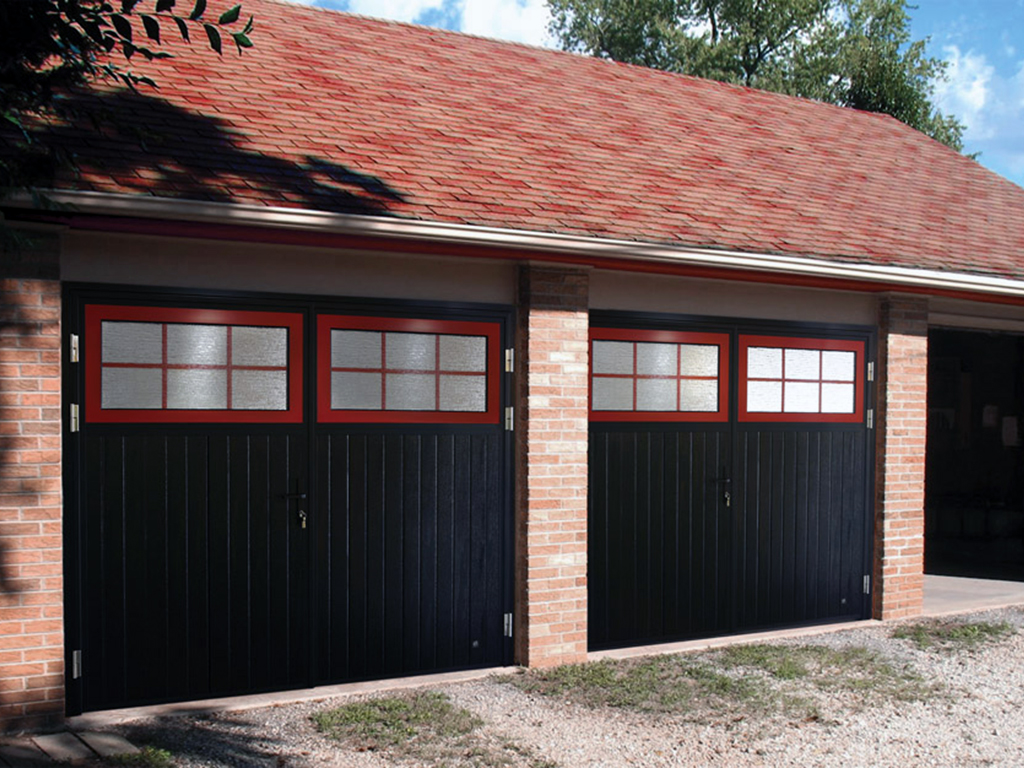 shd gallery 12 - Garage doors Ryterna